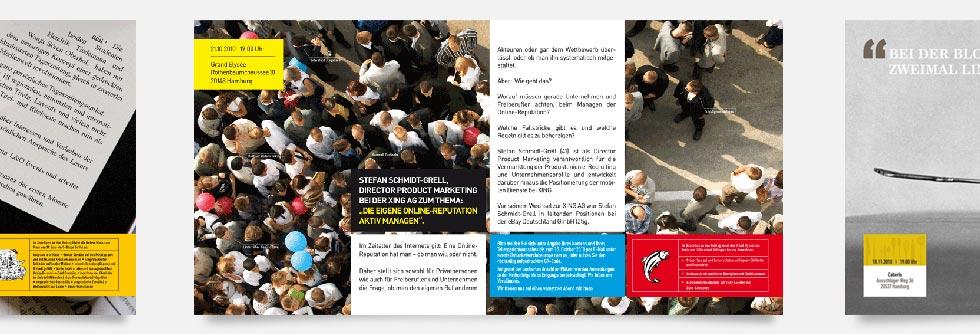 Einladungen für den Marketeer Club Europe e.V.